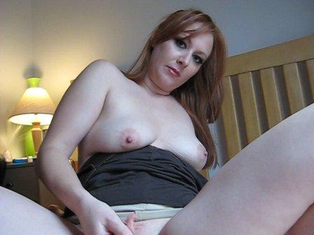 Bbw redhead pov cock sucking